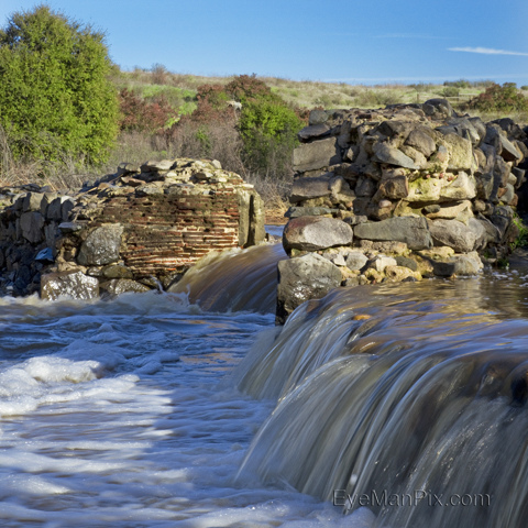 Old Padre Dam at Mission Trails