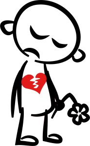 Broken-Heart-Guy-Outline-Clipart